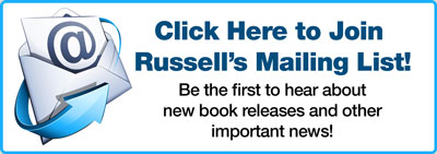 Join the Russell Blake Mailing List!
